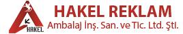 Hakel Reklam Malzemeleri Logo